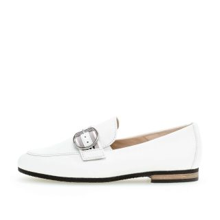 Gabor 42.433.50 Women Slip-on - White