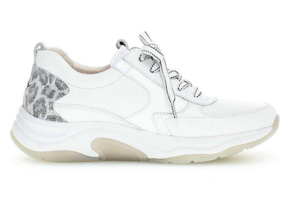 Gabor Rollingsoft 46.918.51 Women Walking Shoes - White