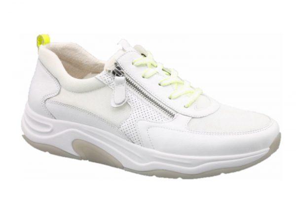Gabor Rollingsoft 46.918.60 Women Walking Shoes - White