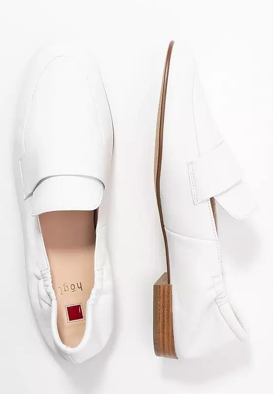 Högl 9-101600-0200 Women Slip-on - White
