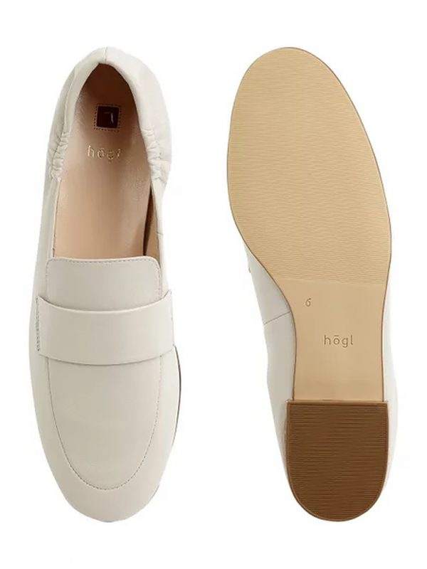 Högl 9-101600-6700 Women Slip-on - Light Grey