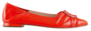 Högl ballerinas Always 9-100025-4200 red leather