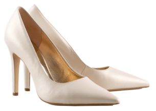 Högl bridal pumps Boulevard 90 0-189003-0900 champagne leather