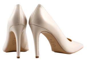 Högl bridal pumps Boulevard 90 0-189003-0900 champagne leather
