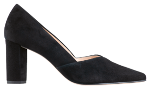 Högl pumps Business 9-107502-0100 black suede
