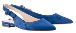 Högl ballerinas Cheery 9-100102-3100 blue suede