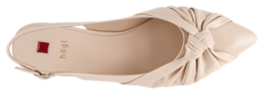 Högl ballerinas COMELY 9-100114-4700 rose leather