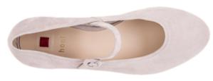 Högl ballerinas Ducky 9-101012-4700 rose suede
