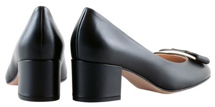 Högl pumps Finesse 9-104080-0100 black leather
