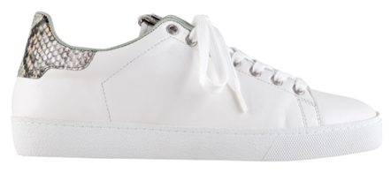 Högl sneakers Glammy 9-100357-0251 white leather