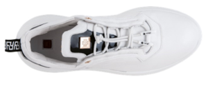 Högl sneakers Goodly 9-104320-0201 white leather