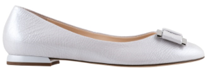 Högl ballerinas Harmony 9-101085-6700 light grey leather
