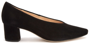 Högl pumps Independency 9-104552-0100 black suede
