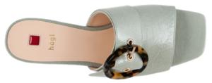 Högl Mules Jiggy 9-101231-5100 green leather