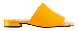 Högl Mules Jolly 9-101245-9200 yellow leather