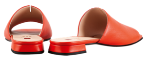 Högl Mules Jolly 9-101245-4200 red leather
