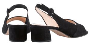 Högl Sandals Joy 9-102112-0100 black suede