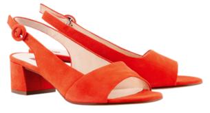Högl Sandals Joy 9-102112-4200 red suede
