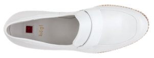 Högl slippers Modesty 9-102600-0200 white leather