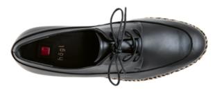 Högl lace ups Mody 9-102610-0100 black leather