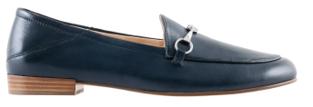 Högl slip-on Prepstern 9-101630-3000 blue leather