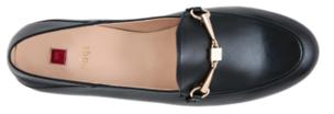 Högl slip-on Prepstern 9-101635-0100 black leather