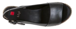 Högl Sandals Seaside 9-103200-0100 black leather