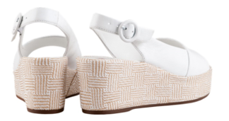 Högl Sandals Seaside 9-103200-0200 white leather