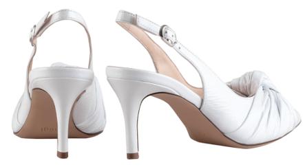 Högl slingpumps Shiny 9-106224-0200 white leather
