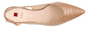 Högl slingpumps Sky 9-106206-1800 nude leather