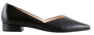 Högl ballerinas Slimly 9-102000-0100 black leather