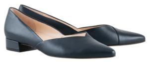 Högl ballerinas Slimly 9-102000-3000 blue leather