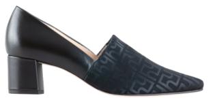 Högl pumps SOVEREIGNTY 9-104548-0100 black leather & stretch
