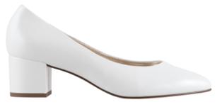 Högl bridal pumps Studio 40 0-184003-0300 pearl white leather