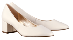 Högl bridal pumps Studio 40 0-184007-0900 carrara leather