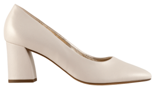 Högl bridal pumps Studio 50 0-125003-0900 champagne leather