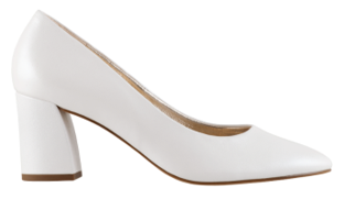 Högl bridal pumps Studio 50 0-125003-0300 pearl white leather