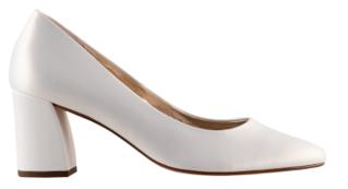 Högl bridal pumps Studio 50 0-125007-0300 pearl white leather
