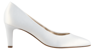 Högl bridal pumps Studio 60 0-186007-0300 pearl white leather