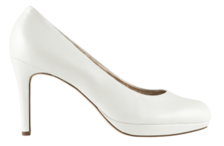 Högl pumps Studio 80 0-128003-0300 pearlwhite leather