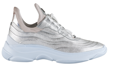 Högl sneakers 9-105316-7600 silver leather