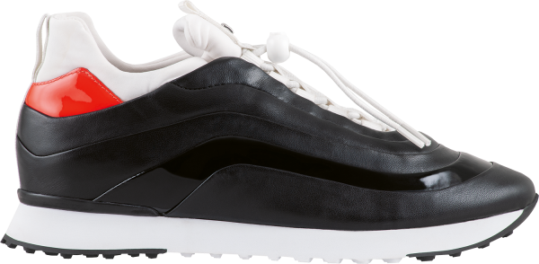 Högl sneakers Ally 9-102320-0142 black leather