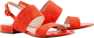 Högl Sandals Merry 9-101112-4200 red suede