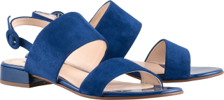 Högl Sandals Merry 9-101112-3100 blue suede