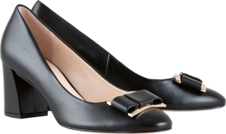 Högl pumps Fancy 9-105080-0100 black leather