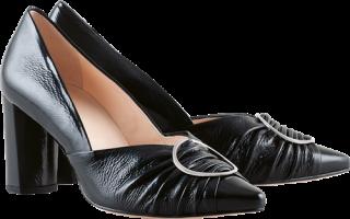 Högl pumps Bangle 9-107515-0100 black leather