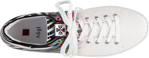 Högl sneakers Glammy 9-100358-0299 white leather
