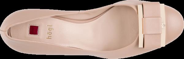 Högl pumps Fancy 9-105080-0100 nude leather