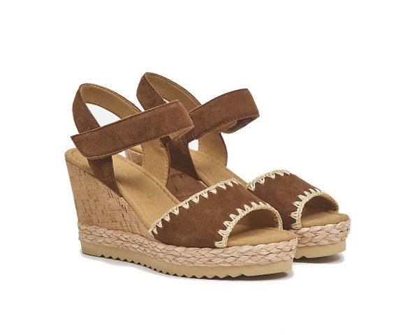 Gabor 45.793.18 Women Sandal - Brown