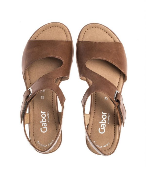 Gabor 46.063.54 Women Sandal - Brown